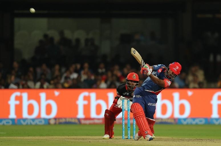 Vivo IPL 2017 M5 - RCB v DD